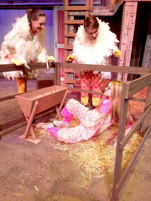 Pit & Balcony Explores the Woven Tapestry of Wisdom in CHARLOTTE'S WEB