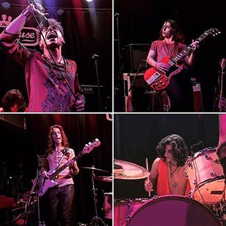The Rapid Rise of GRETA Van FLEET