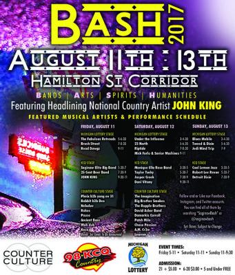 2nd Annual Old Town Saginaw BASH
