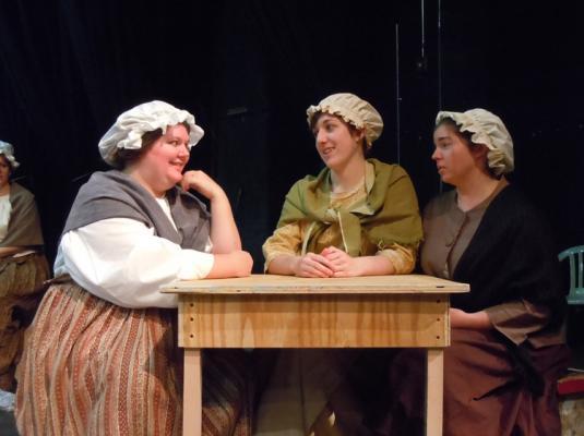 Bay City Players Explore the Lyrical Passion & Spectacle of Les Misérables