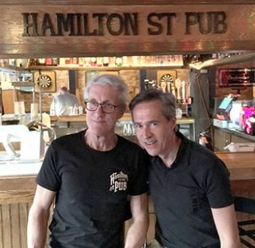The Hamilton Street Pub • Old Town Saginaw's Signature Club