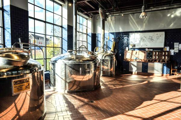 Frankenmuth Brewery Craft Beer • A Mixture of Science & Art