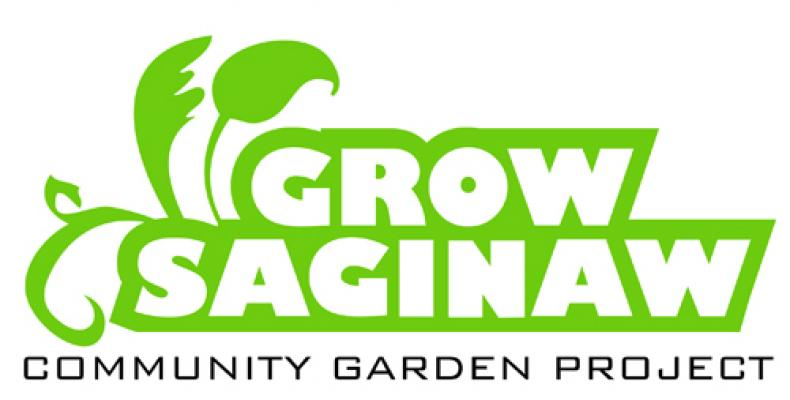 Grow Saginaw Community Garden Project