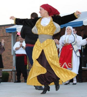 39th Annual St. Demetrios Greek Festival