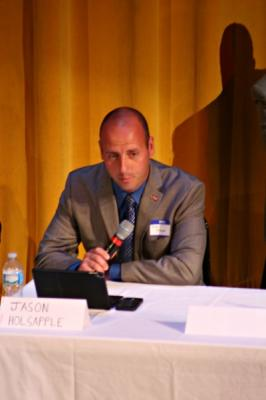 Bay County Candidates attend Forum to answer questions and get views out
