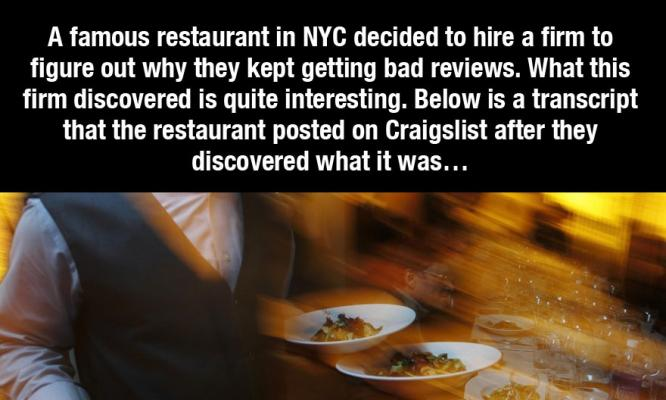 Restaurant Service in the Digital Age