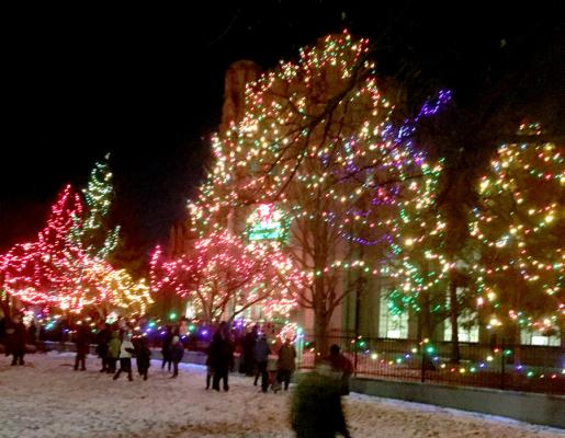 HOLIDAYS IN THE HEART OF THE CITY: The Place to Be for Kicking off the Holiday Season