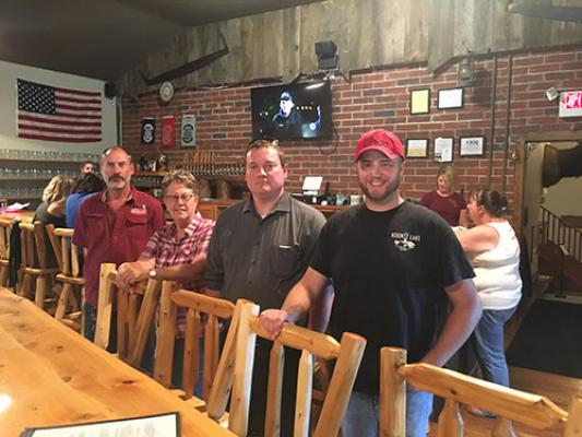 Loggers Brewing Company • A Taste of Home