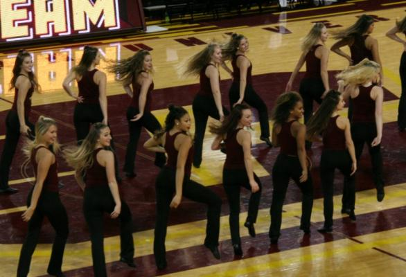 Central Michigan men's Basketball wins third straight game 82-59