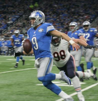 Detroit Lions move closer to NFL Playoffs with 20-17 win
