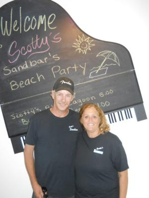 SCOTTY'S SAND BAR