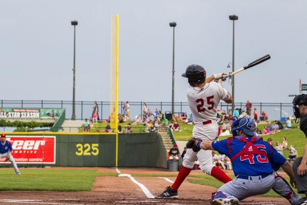 Loons brought back down to earth after 10-1 blowout loss to the Dayton Dragons