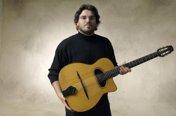 Gypsy Jazz Guitar Hero Joscho Stephan Coming To Bay City