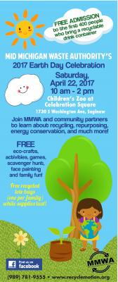 Celebrate Earth Day with MMWA at the Zoo