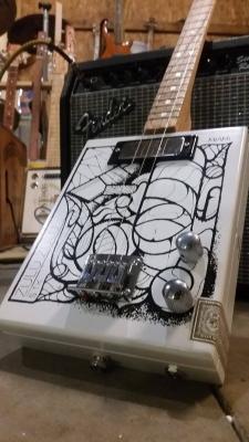 The Unorthodox Vision of Jason Mills & Highwood Guitars