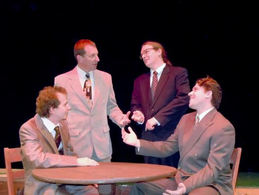 ACT ONE • Bay City Players Bring a Timeless & Inspirational Broadway Memoir to Life