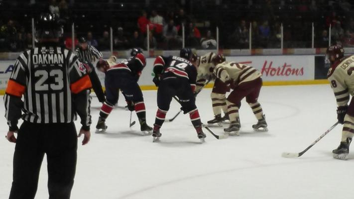 Spirit stay with Petes for two periods before ultimately falling 5-3 in third