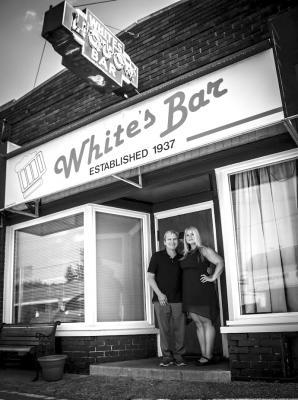 White's Bar • 80thAnniversary Celebration