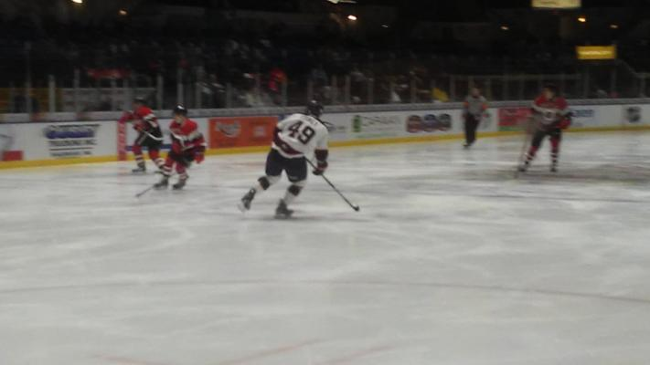 Veteran goal tender Evan Cormier leads Spirit to first win with 4-0 shutout over the Ottawa 67's