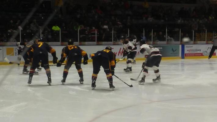 Spirit give up 3 third period goals in 6-2 loss to the Barrie Colts